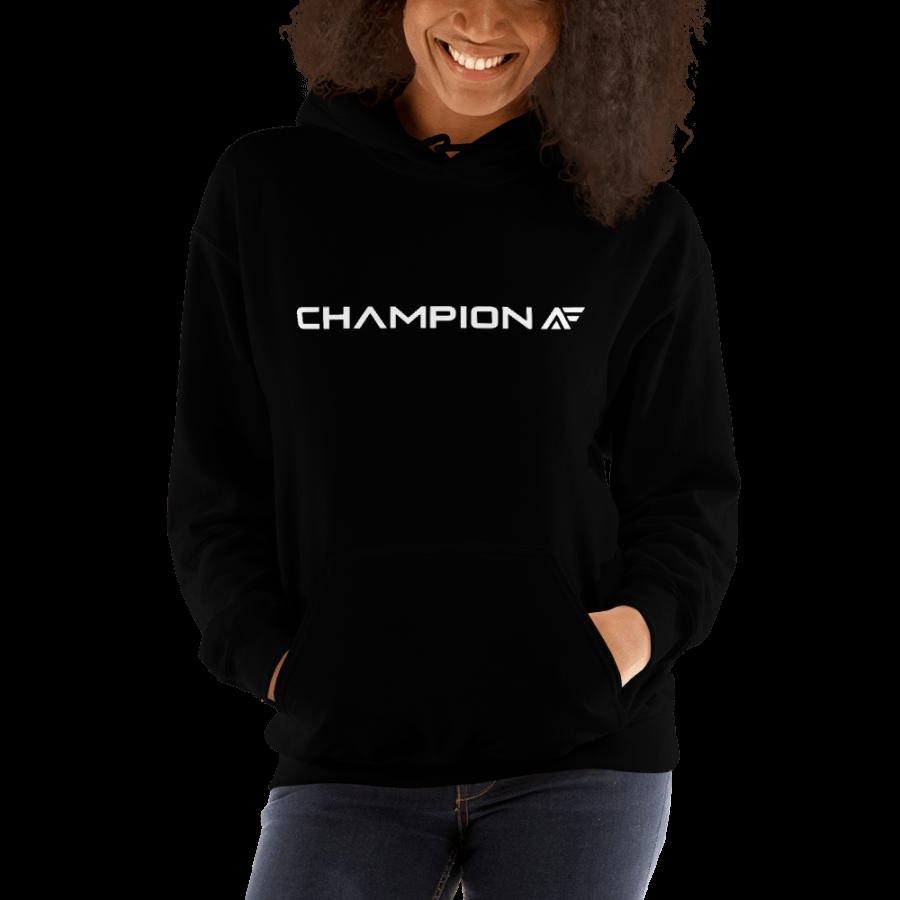 Unisex Champion AF Hoodie